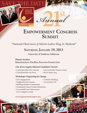 Save the Date - 21st Annual Summit