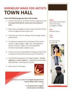 DLSE Town Hall flyer 5-12-15