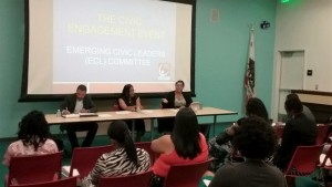 Civic Engagement Event 1